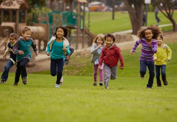 Play – setting up children to #beactive for life