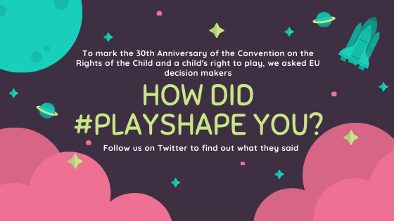 How did play shape you?